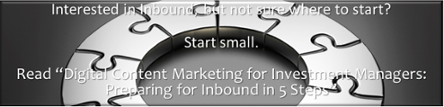 Preparing for Inbound Marketing for Investment Managers in 5 Steps