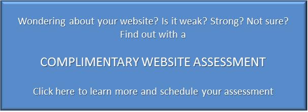Website Review CTA DQCOMM