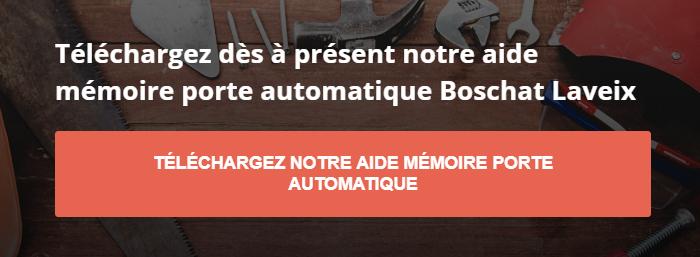 aide mémoire porte automatique