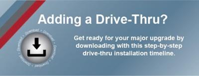Drive-Thru Installation Timeline
