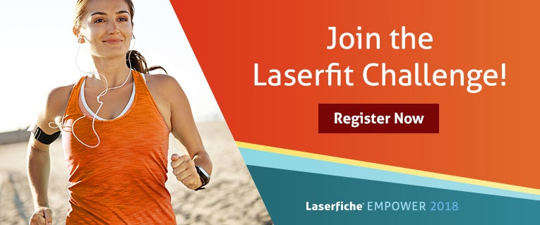 Join the Empower 2018 Laserfit Challenge