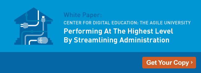 White Paper The Agile Univeristy