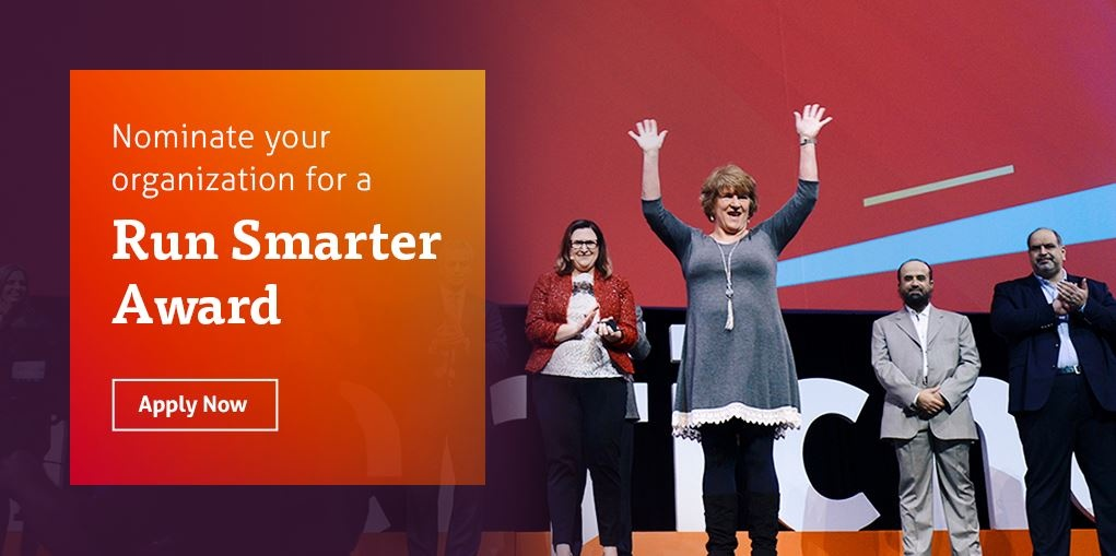 apply for a 2018 run smarter award