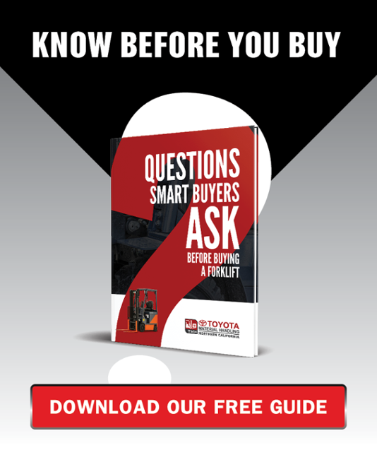 New Forklift Buyers Guide