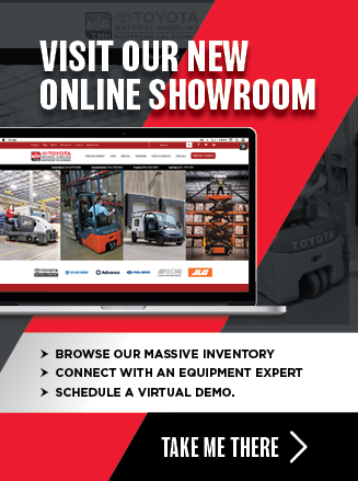 Visit Our New Online Showroom CTA - Sidebar