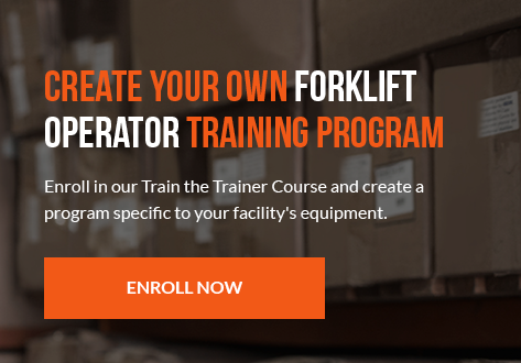 Train the Trainer Toyota Forklift Course