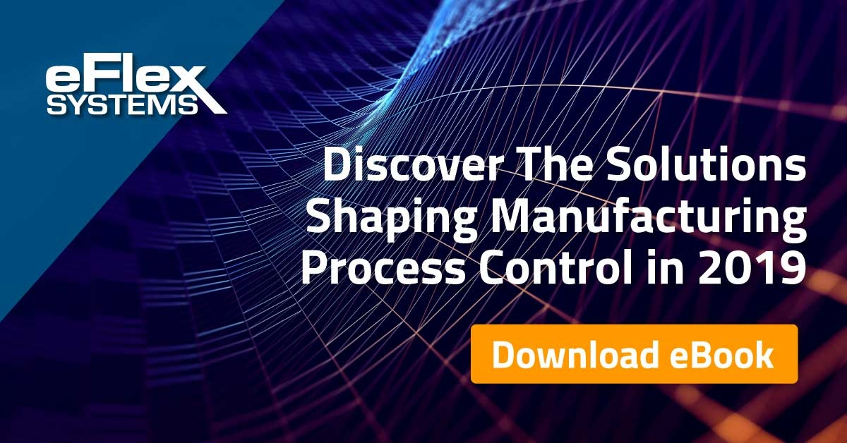 manufacturing process control solutions