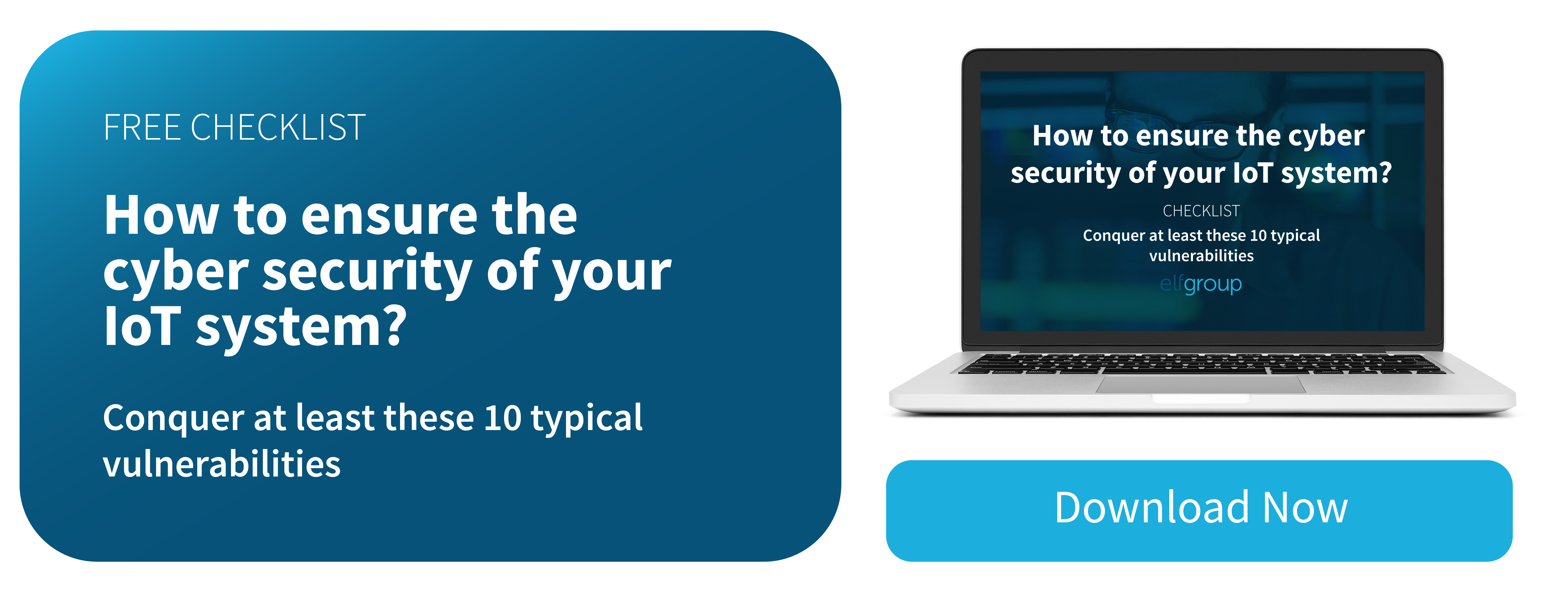 Download guide: How to ensure the cyber security of your IoT system?