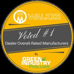 Walker Voted #1   Green Industry Pros Magazine