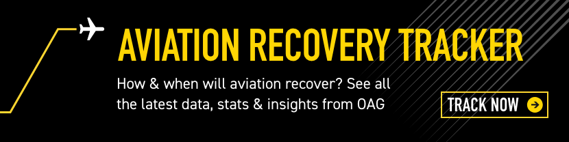 Aviation Recovery Tracker