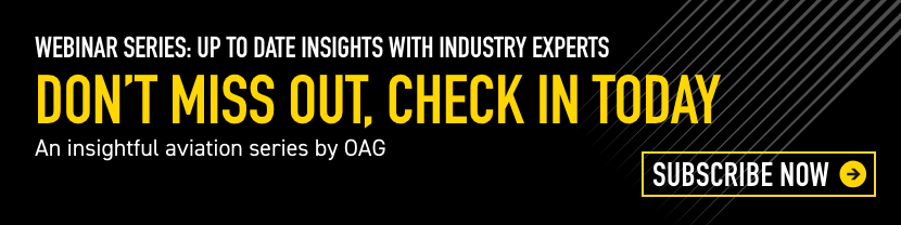 Webinar Series: up to date insights with industry experts