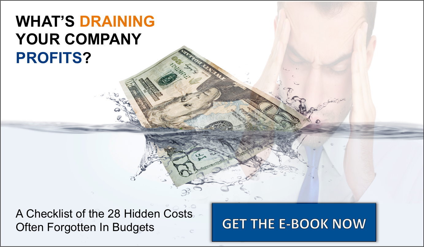 Learn how to combat against numerous hidden costs often related to labor practices, productivity, and time management.