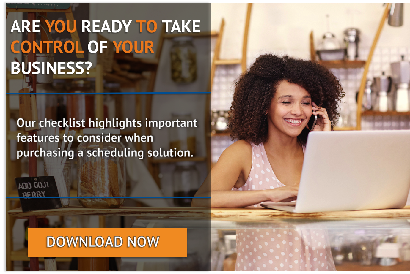 Our checklist highlights important features to consider when purchasing a scheduling solution.