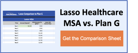 Lasso MSA vs. Plan G – Get the Comparison Sheet!