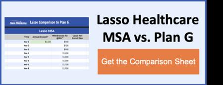 Lasso MSA vs. Plan G – Get the Comparison Sheet!