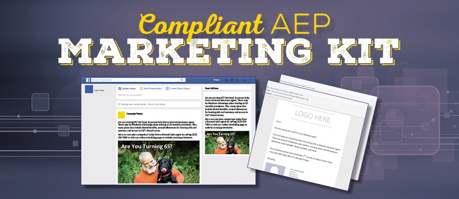 Get the Compliant AEP Marketing Kit