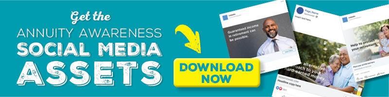 Get the Annuity Awareness Social Media Assets