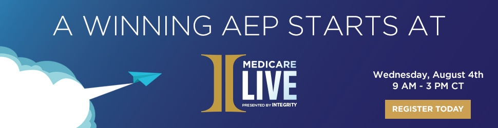 A Winning AEP Starts at MedicareLIVE! – Register Today