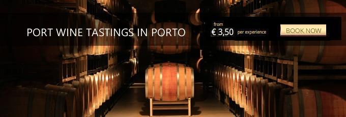Port WIne Tastings in Porto, Port wine cellars in Porto