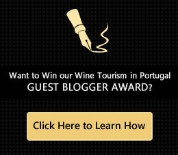 Win Our Wine Tourism in Portugal Guest Blogger Award!