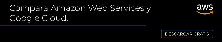 Amazon Web Services vs Google Cloud