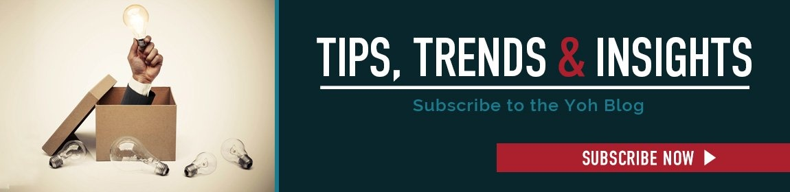 Tips Trends Insights, Subscribe Yoh Blog