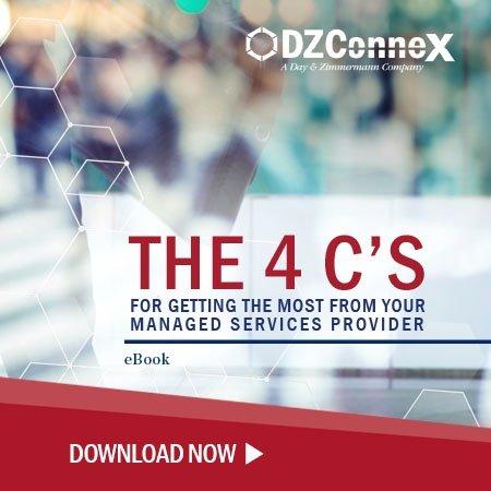 DZX 4 C's MSP eBook
