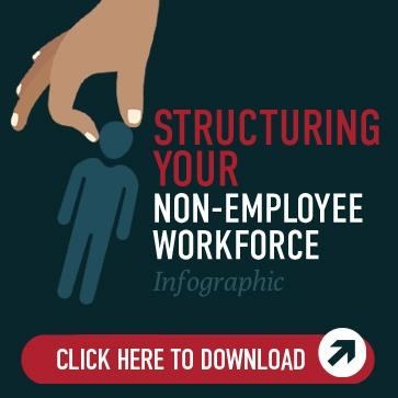 Infographic: Structuring Your Non-Employee Workforce