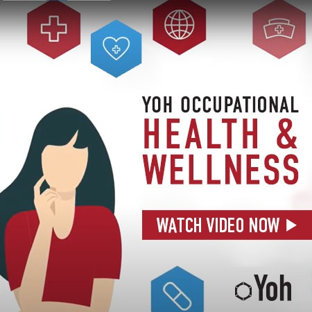 Yoh Specialty Practices Occupational Health Healthcare Video