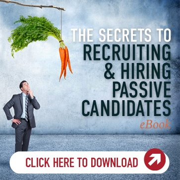 Strategies to Recruit Passive Candidates  eBook