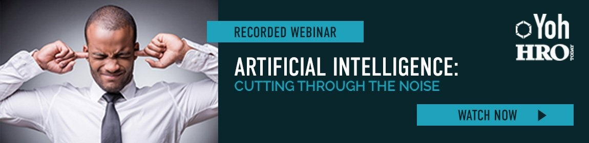 Artificial Intelligence, HRO, Webinar