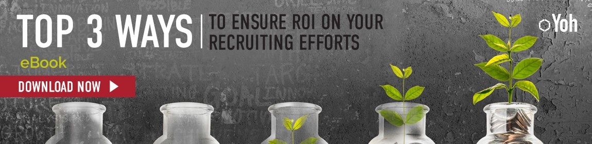 3 ways to ensure ROI on recruiting, RPO, YOH