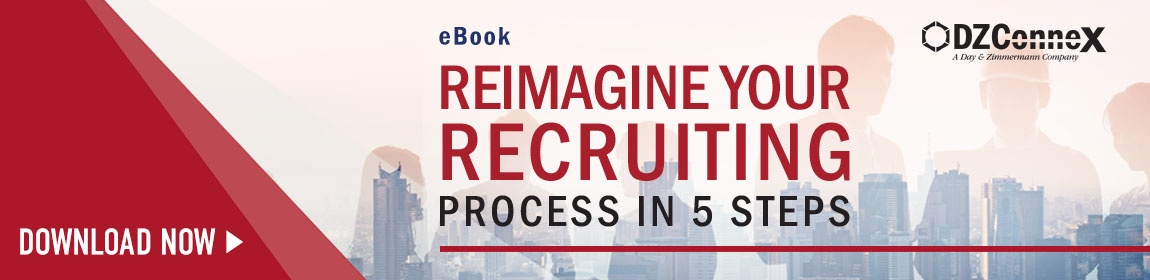 DZX Reimagine Recruiting 5 Steps