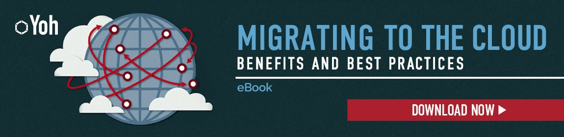 Footer CTA - Migrating to the Cloud: Benefits and Best Practices - eBook