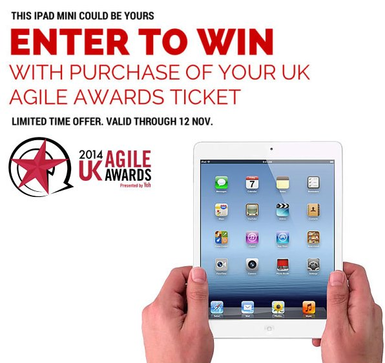 Enter to Win iPad Mini