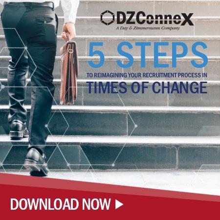 DZX 5 Steps Reimagining