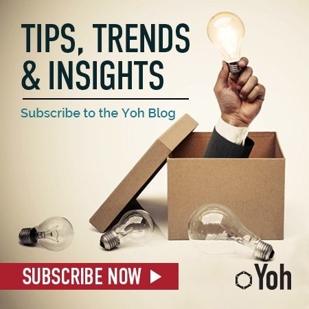 Subscribe to Yoh Blog