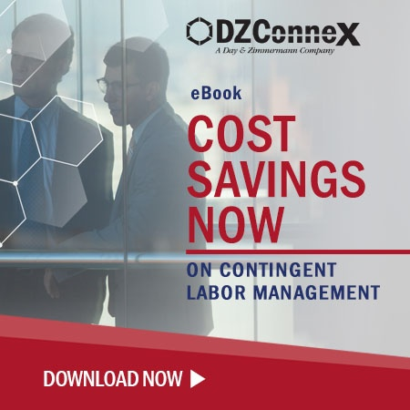 DZX Cost Savings Now On Contingent Labor Management