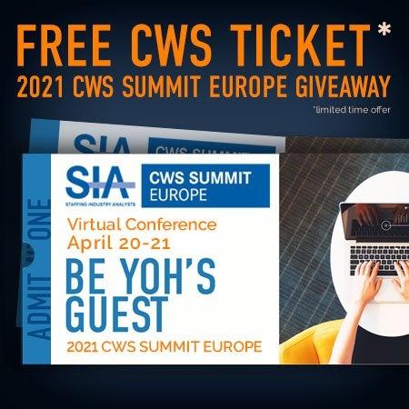 2021 CWS Summit Europe