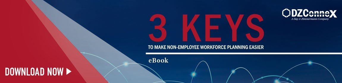 DZX 3 Keys Nonemployee Workforce Planning
