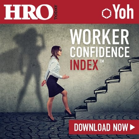 HRO Today Worker's Confidence Index
