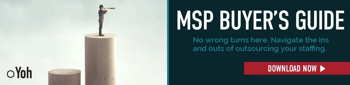 MSP Buyer's Guide Outsourcing
