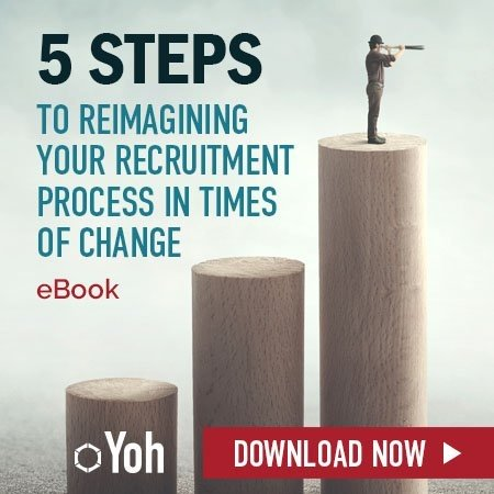 5 steps reimagine recruitment process outsource yoh times change