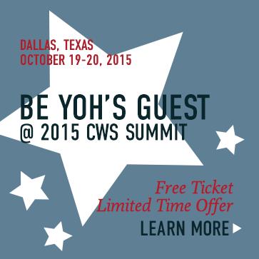 CWS 2015 Yoh Guest Pass