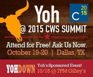 CWS Summit Pass & Event Registration