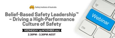 Safety Culture Webinar