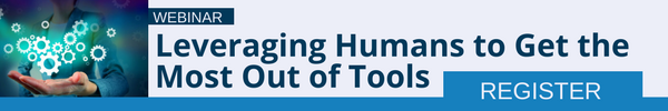 Webinar Leveraging Humans and Tools