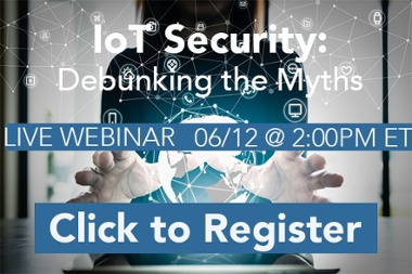 IoT Security Webinar Debunking the Myths, Security Innovation