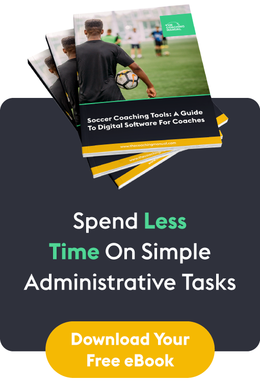 Soccer Coaching Tools Call-To-Action