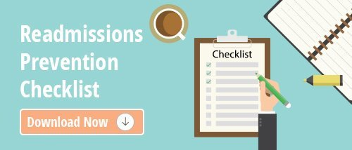 Readmission Prevention Checklist